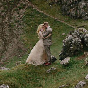 Isle of Skye Elgol Bute Castle wedding