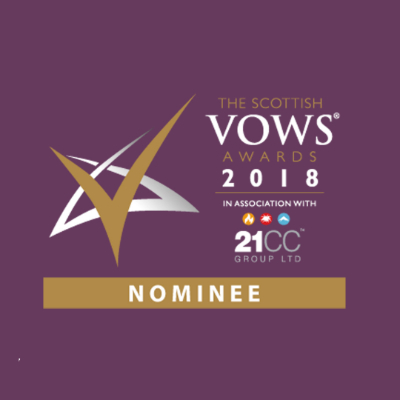 Scottish Vow Awards 2018 Nominee Logo