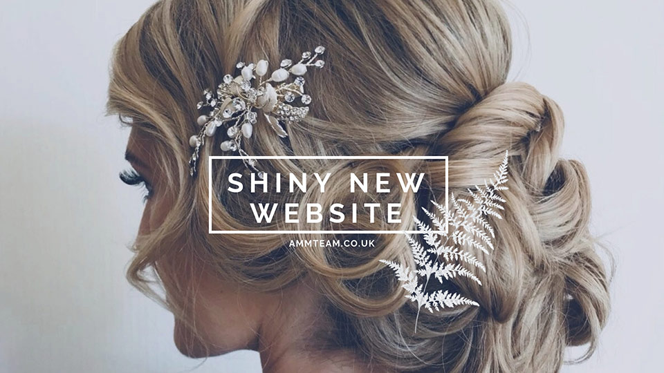 AMM Hair and Makeup Team Website